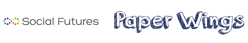 SOCIAL-FUTURES-AND-PAPER-WINGS-LOGO